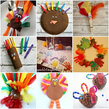 30 fall thanksgiving crafts to keep busy wait til your