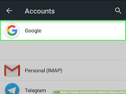 transfer contacts android how to transfer contacts from android to iphone or 15 steps