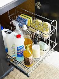 the kitchen sink storage ideas best 25 kitchen sink storage ideas on kitchen