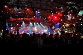 Tanglewood Festival Of Lights A C T Lighting Supports Super Bowl Concert Series On Vh 1 And Cmt