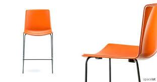 modern orange bar stools burnt orange bar stools nycgratitude org for ideas 14 tubmanugrr com