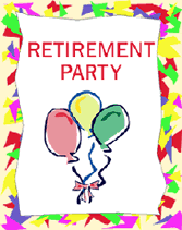 free printable retirement party invitations u2013 gangcraft net