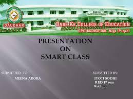 smart class app smart class
