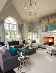 How To Decorate A Really Large Living Room Fiona Andersen - Ideas to decorate living room