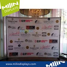 wedding backdrop banner 2017 wedding backdrop design wedding flex banner stand retractable