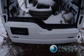 land rover lr4 white 2016 lower liftgate trunk hatch lid lr045550 fugi white land rover lr3