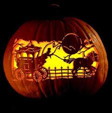 Best Halloween Pumpkin Carvings - creative halloween pumpkin carving ideas window halloween