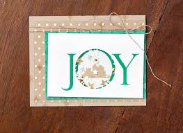 use the joyful nativity stamp set and the new foam adhesive strips