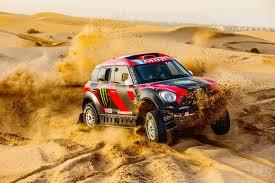 rally mini truck eight mini all4 racings to take on 2015 dakar rally