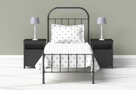 super king super strong metal bed with welded mesh base