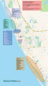 Map East Coast Florida by Homesofvenice Com Venice Florida Boating