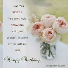 the 25 best happy birthday sister ideas on pinterest birthday