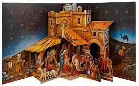 nativity advent calendar top 10 christmas advent calendars country