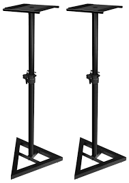 Studio Monitor Stands For Desk by 9 Best Studio Monitor Stands The Musician U0027s Guide