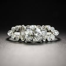 engagement rings antique antique and vintage engagement rings lang antiques