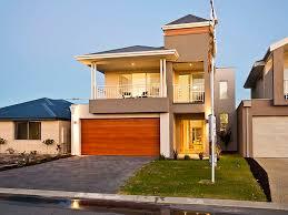 modern home design narrow lot two story homes designs small blocks myfavoriteheadache com