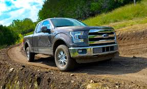 Ford F150 Truck Length - 2015 ford f 150 first drive u2013 review u2013 car and driver