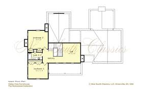 Classic Farmhouse Floor Plans by Valley View Farm House Fairhaven Homes