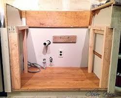 how to install an apron sink in an existing cabinet installing a farmhouse sink farmhouse sink installation