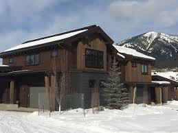 rustic ranchwood prefinished wood siding and timbers montana