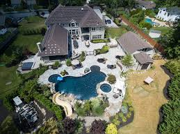 Custom Pools By Design by Inground Pools Livingston Nj Pools By Design New Jersey Custom