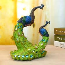 home decor gifts online india home decor and gifts painted couple peacock wedding gifts unique