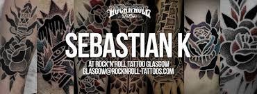 kandinsky in rock u0027n u0027roll tattoo and piercing glasgow rock u0027n u0027roll
