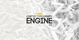 videohive kinetic typography engine v2 4k free after effects
