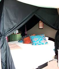 canopy for canopy bed black out sleep canopy king sized