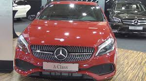 mercedes benz a 180 d 2016 exterior and interior in 3d youtube
