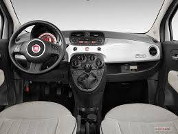 Fiat 500 Interior 2013 Fiat 500 Prices Reviews And Pictures U S News U0026 World Report