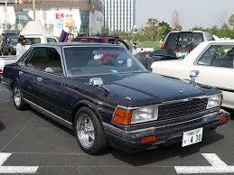 nissan gloria 430 автомобили nissan cedric 1981 хардтоп 430 рестайлинг объёмом 2 8 л