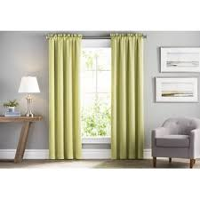 green curtains u0026 drapes you u0027ll love wayfair