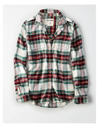 What Is A Tartan Shirts For Women American Eagle Outfitters
