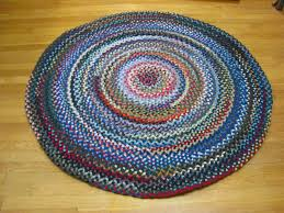 braided rug 4 5 wool braided rug country braid house