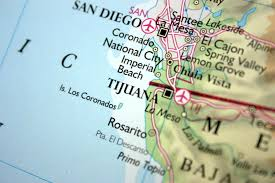 Rosarito Mexico Map by Things To Do In Tijuana Mexico Mexico Bariatric Center