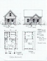 small cabin floorplans small cabin blueprints free homes floor plans