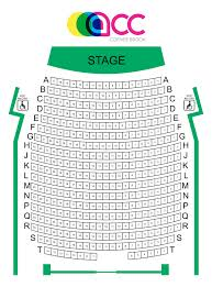 Acc Floor Plan by Seating Plan