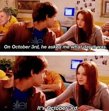 October 3 Meme - happy mean girls day 2017 what is it and why is it celebrated on