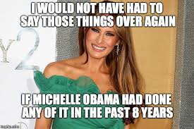 Michelle Meme - i would not have had to say those things over again if michelle