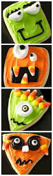 Decorated Halloween Sugar Cookies by 302 Best Halloween Ideas Images On Pinterest Halloween Recipe