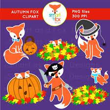 black and orange polka dot halloween background clip art autumn fall animal fox halloween activities