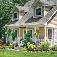 Tips For Curb Appeal - best foundation plants for stellar curb appeal foundation