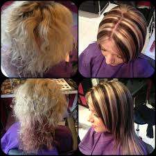 where to place foils in hair 10 best hair colours images on pinterest hair colour hair