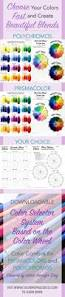 Pick Color by Choose Colors Fast With Beautiful Blends This Color Wheel System