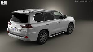 convertible lexus 2016 360 view of lexus lx 2016 3d model hum3d store