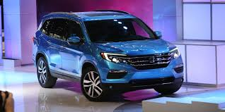 suv honda pilot the 2016 honda pilot elite is more powerful than before