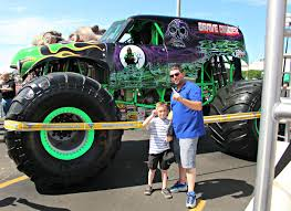 grave digger the legend monster truck monster jam archives a little glitter