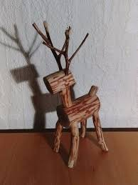 wooden deer 8 steps with pictures