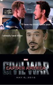 Civil War Meme - captain america civil war memes wonder why iron man and cap go to war